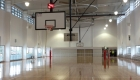 Indoor basketball