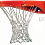Heavy metal basketball goal