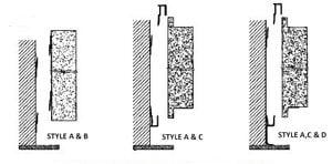 Essential wall padding