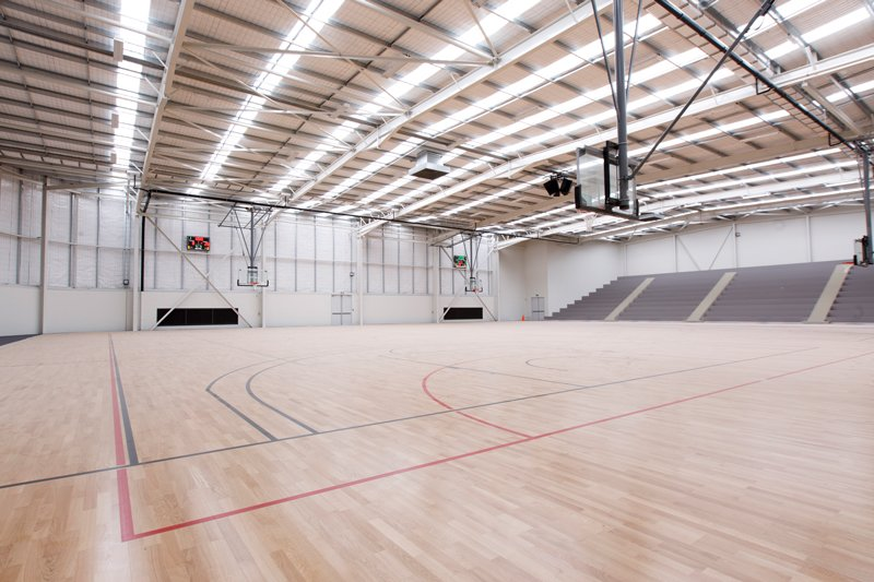 New FIBA Certified Sports Centre