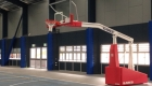The Gap SHS Portable Basketball Backstops