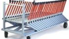 Ahtletics hurdle cart