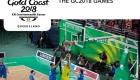 Schelde SAM 325 Gold Coast Commonwealth Games 2018