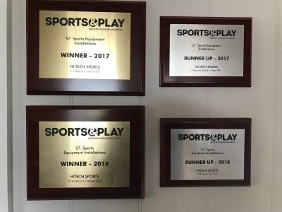 National Sports and Play Awards