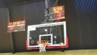 SB-F3A FIBA Level 3 Scoreboard with SC-F2 FIBA Level 2 Shotclock