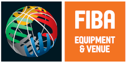 Bodet FIBA Equipment & Venue Partner