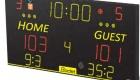 Essentials Range SB-F3 with static team names FIBA Level 3