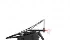 Schelde SAM 3x3 Portable Backstop Stored
